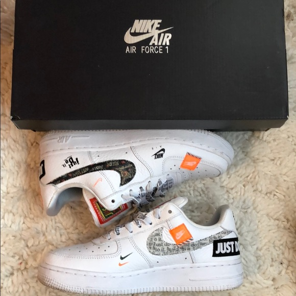 Air Force 1 Just Do It | Sole Look